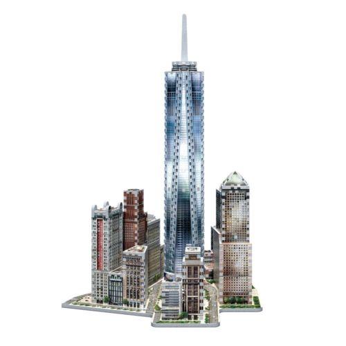 PUZLE 3D MANHATTAN WORLD TRADE 875 PIEZAS