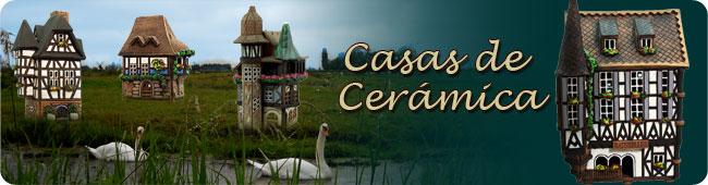 Casas de cerámica